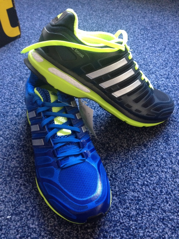 Adidas Sonic Boost - New Trainers